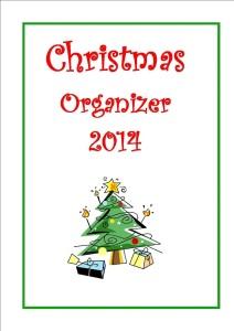 Christmas Organizer 2014 pic